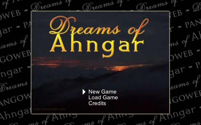 Dreams Of Ahngar